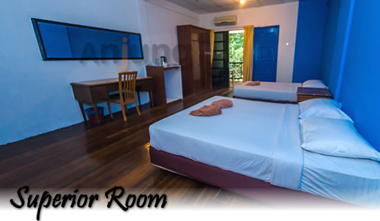 Superior room arwana