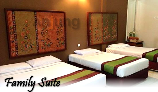 Family Suite Arwana
